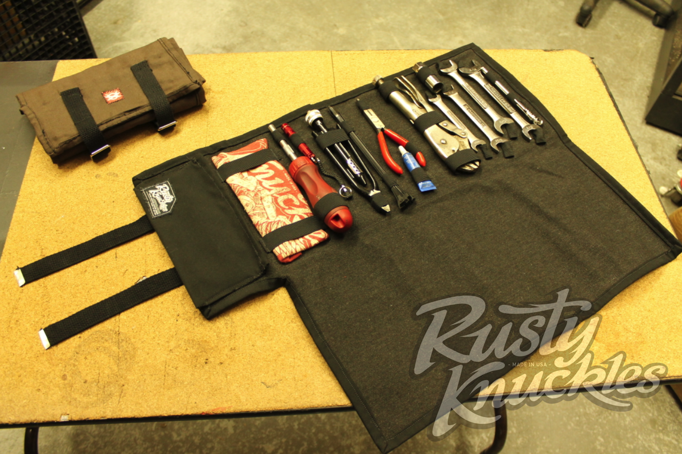 Best Diy Tools Rusty Knuckles Wrench N Roll The Best Damn Tool Roll Is About
