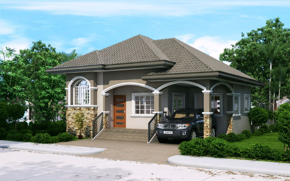 1500 Square Feet 3 Bedroom Modern Home Design and Plan ...