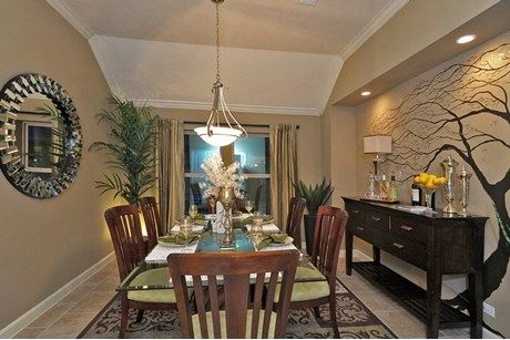 Grand Mission 55' Loma Lodge by David Weekley Homes in Richmond, Texas