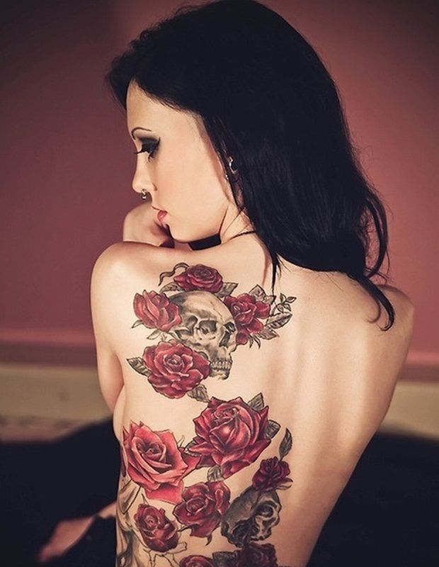 50 Best Tattoos For Girls