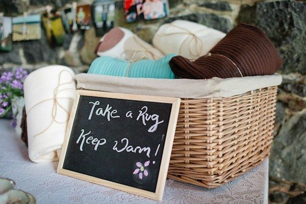 Relaxed, Rustic Barn Wedding In Northern Ireland (With ...