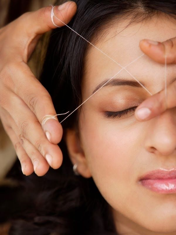 Eyebrow Threading Without A Doubt Is The Best Way To Shape Your