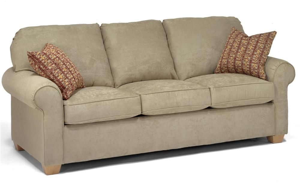 Thornton Queen Sleeper Sofa By Flexsteel Wayside Furniture
