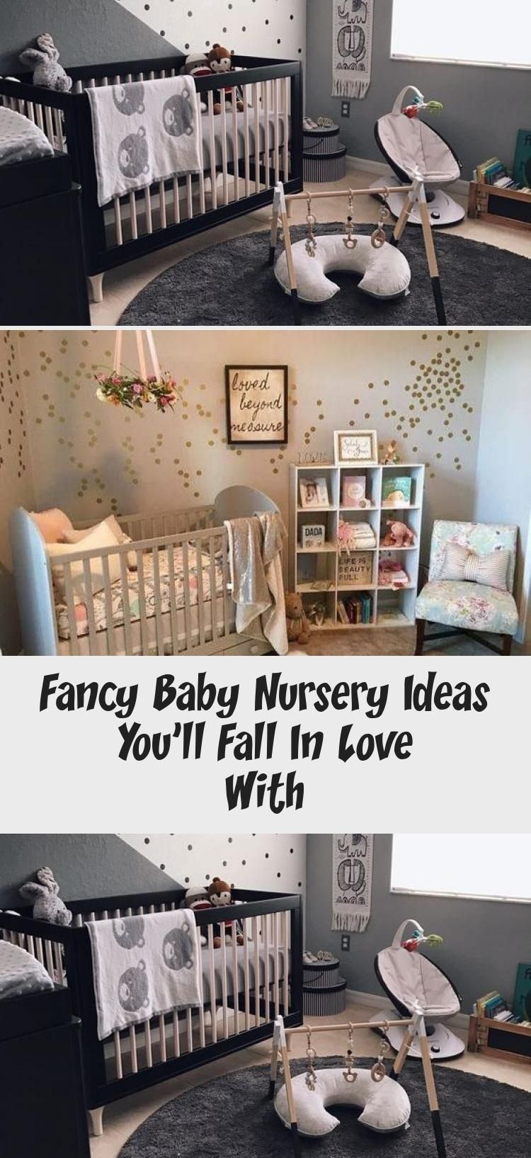 Fancy Baby Nursery Ideas You'll Fall In Love With - BABY ...