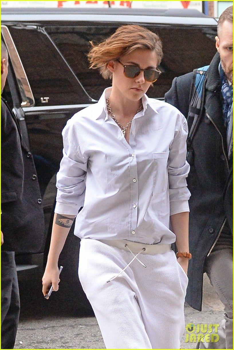 Kristen Stewart on Goofing Around on Set: 'We're Not Curing Cancer'   kristen stewart on set behavior were not curing cancer 02 - Photo