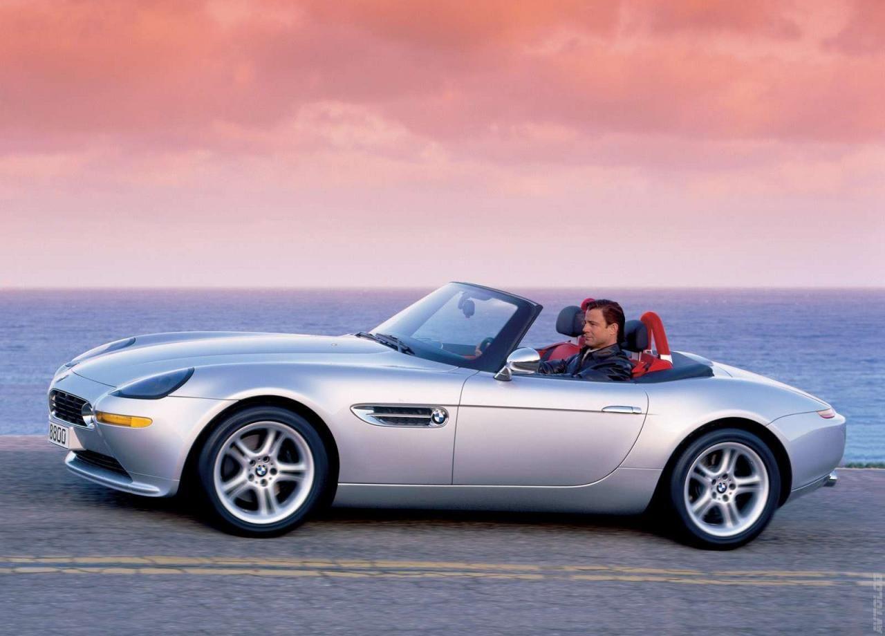 2001 BMW Z8 | BMW | Pinterest | Bmw z8, BMW and Cars