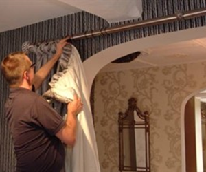 Curtain Fitting And Installation At Best Prices In Dubai Abu Dhabi