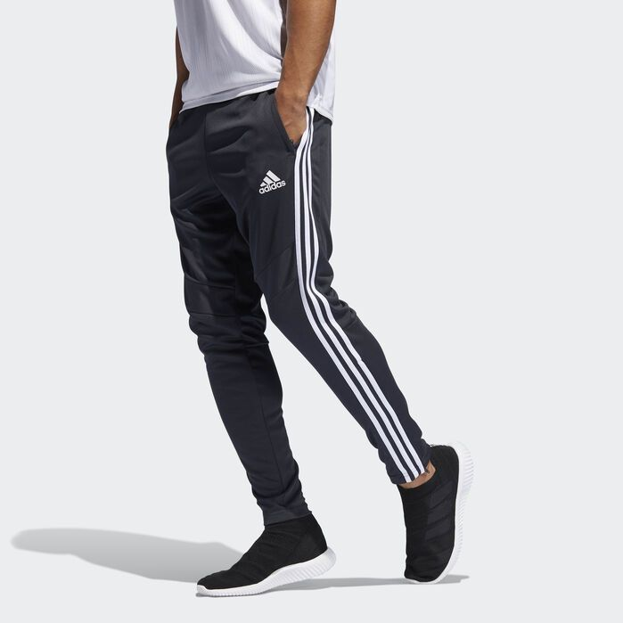Tiro 19 Training Pants Grey Mens | Black adidas pants