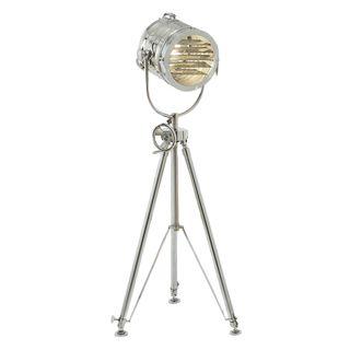 @Overstock   Casa Cortes 78 Inch Aluminum Sealight Adjustable Tripod Floor  Lamp   Add