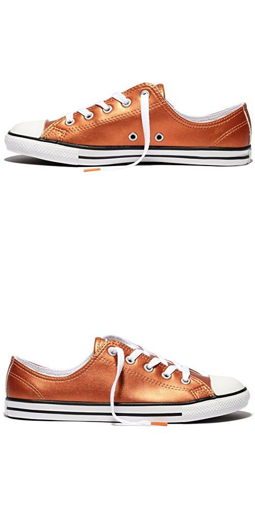 1ba8e63ba845 Converse Chuck Taylor All Star Dainty Metallic Leather Fashion Sneakers