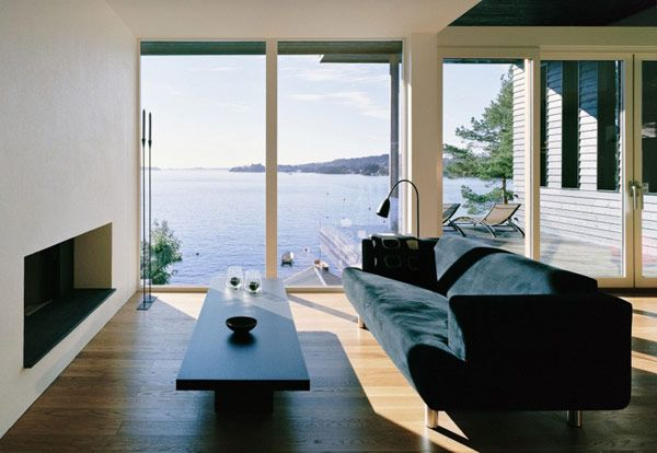 Beautiful house in Norway.