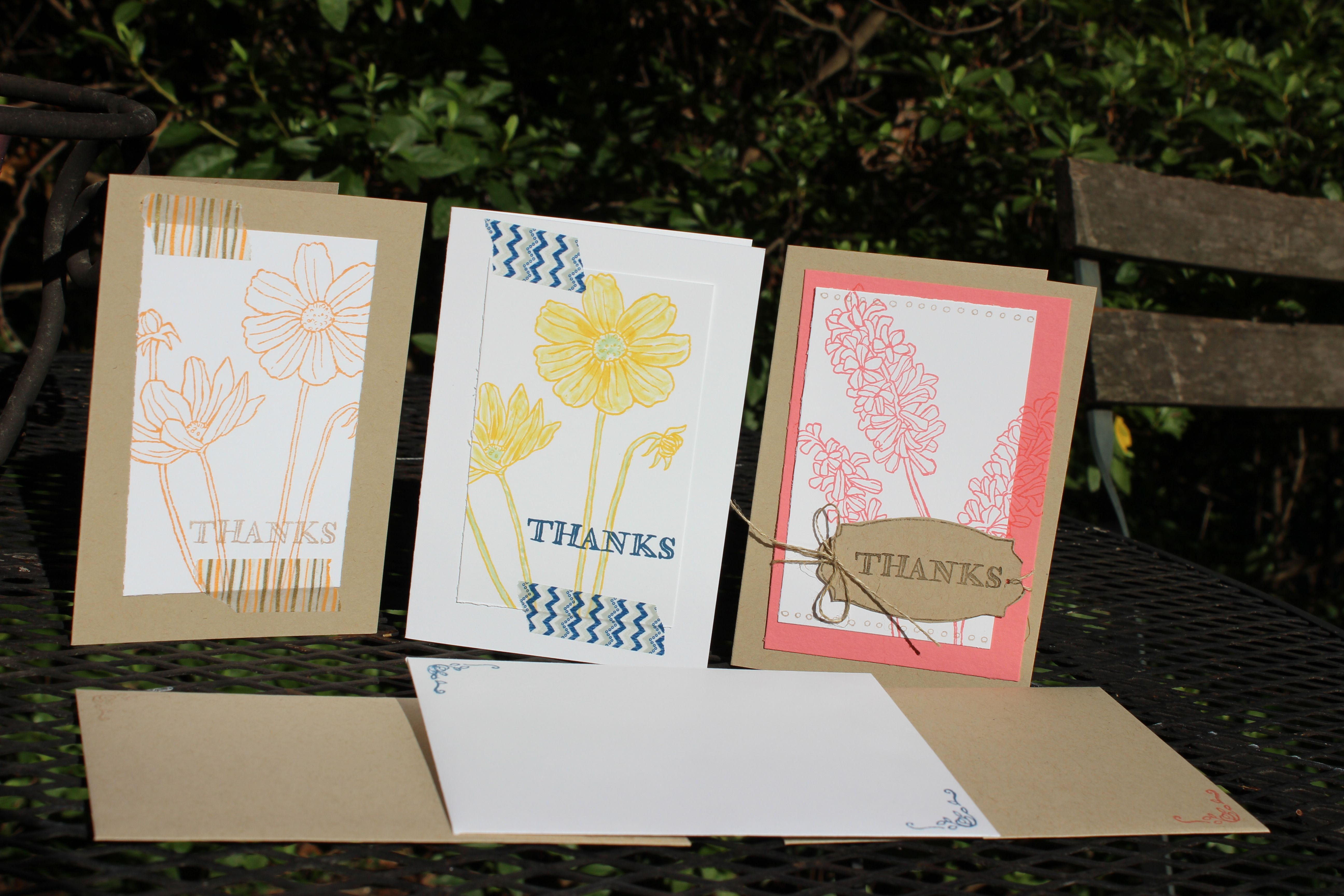 Helping Me Grow by Stampin' Up!