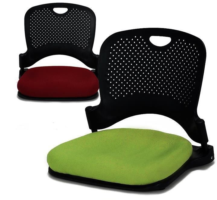 Best Floor Chair New Fabric Ergonomic Seat Zaisu Legless Tatami 400 x 300