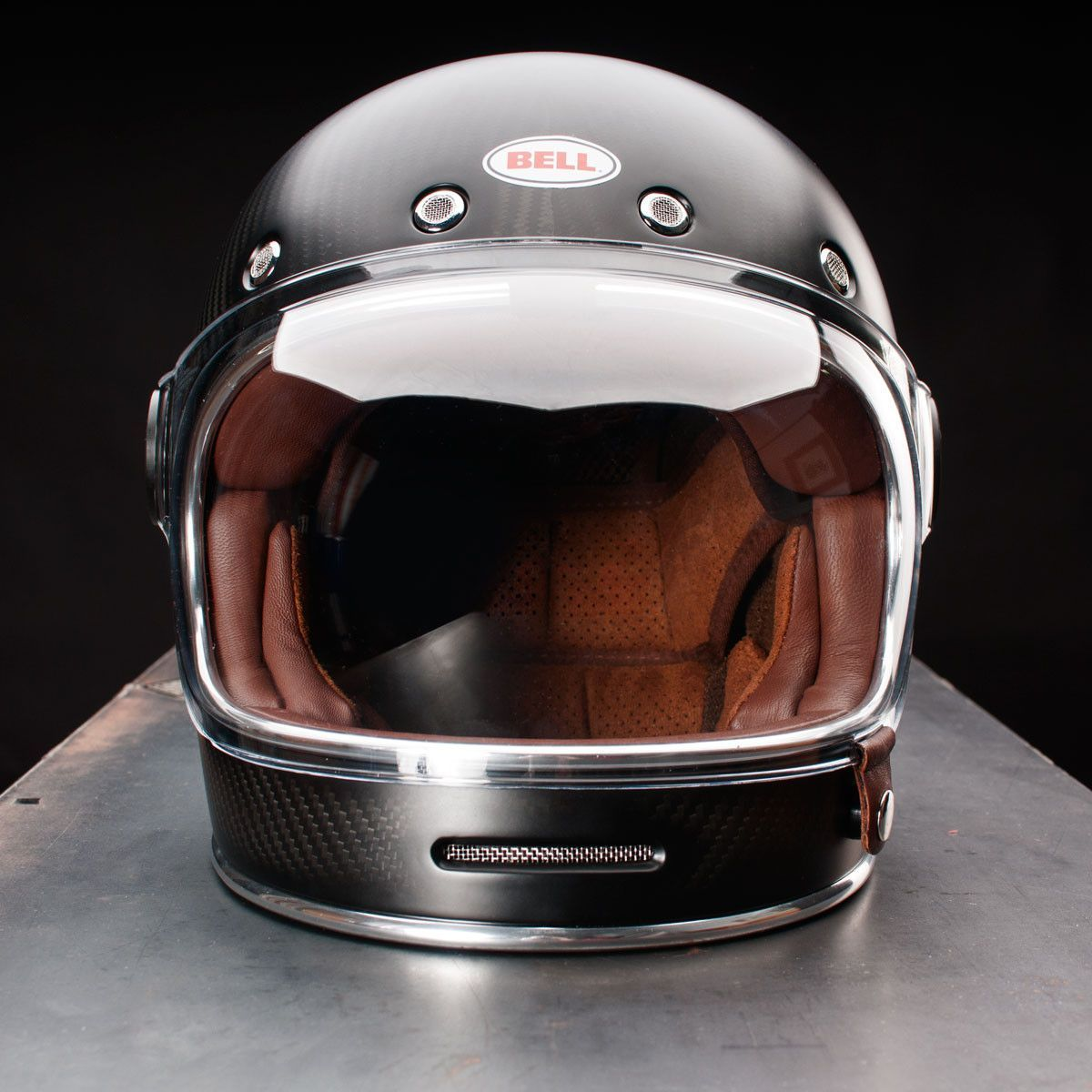 bell bullitt helmet carbon matte stuff to buy pinterest moto casque moto retro and. Black Bedroom Furniture Sets. Home Design Ideas