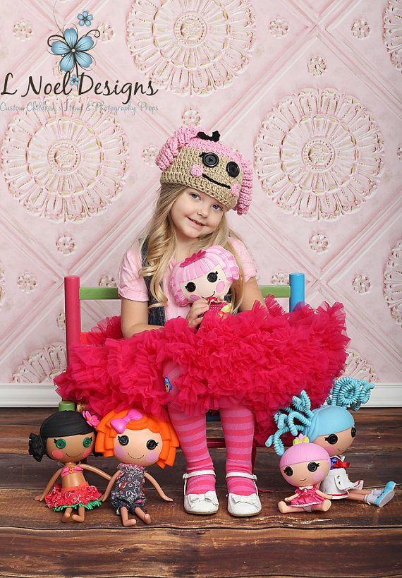 Loopy Girl Hat