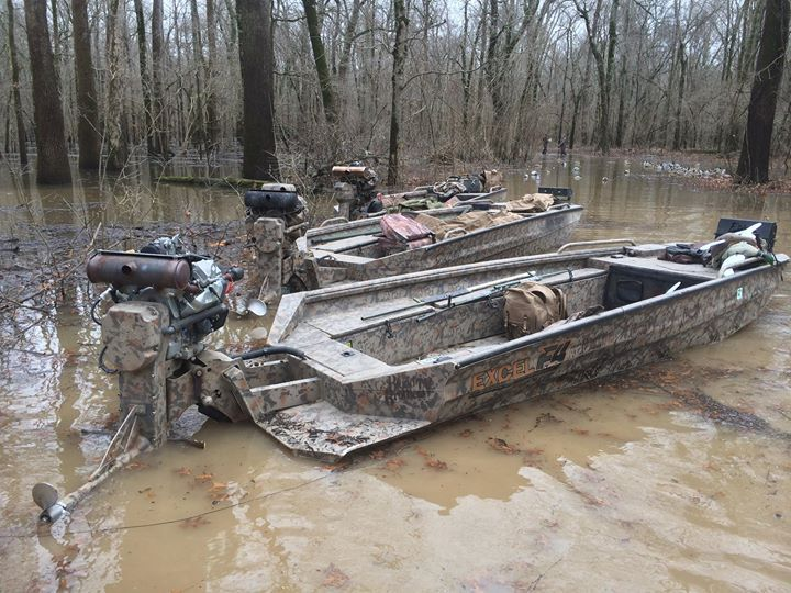 Mud Boats For Sale >> Duck Boats Duck Boats With Mud Motors For Sale