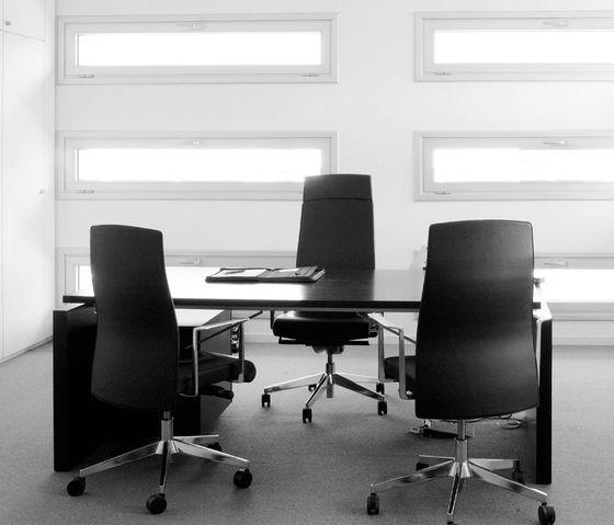 Sedie girevoli dirigenziali | Sedie ufficio | Muga | AKABA ...