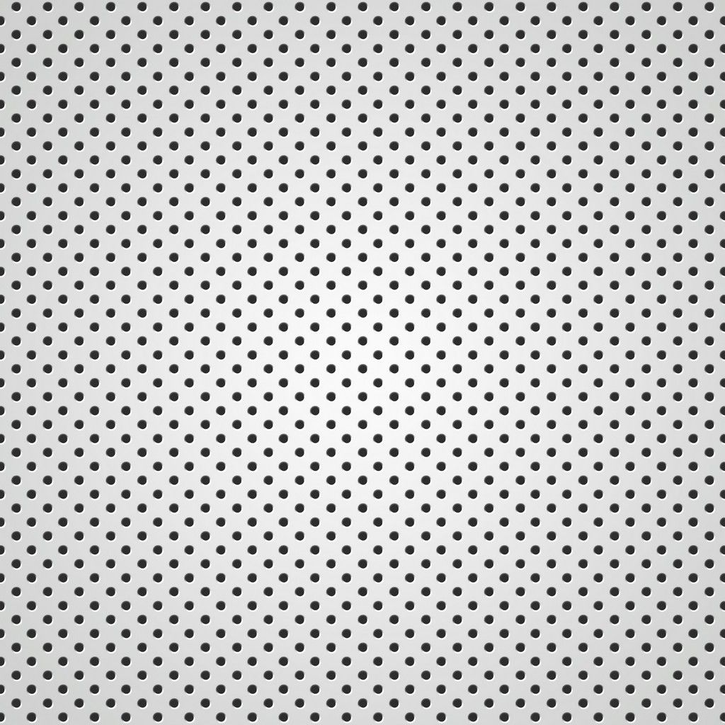 seamless perforated metal pattern light gray metal plate