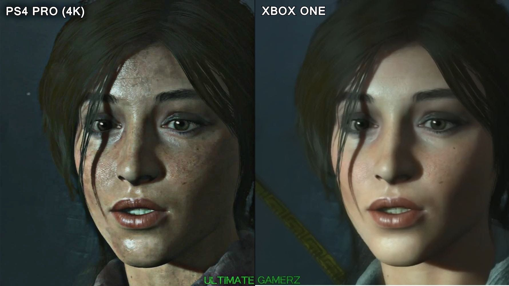 Cool Increase Of The Tomb Raider Ps4 Pro Vs Xbox 1 Graphics