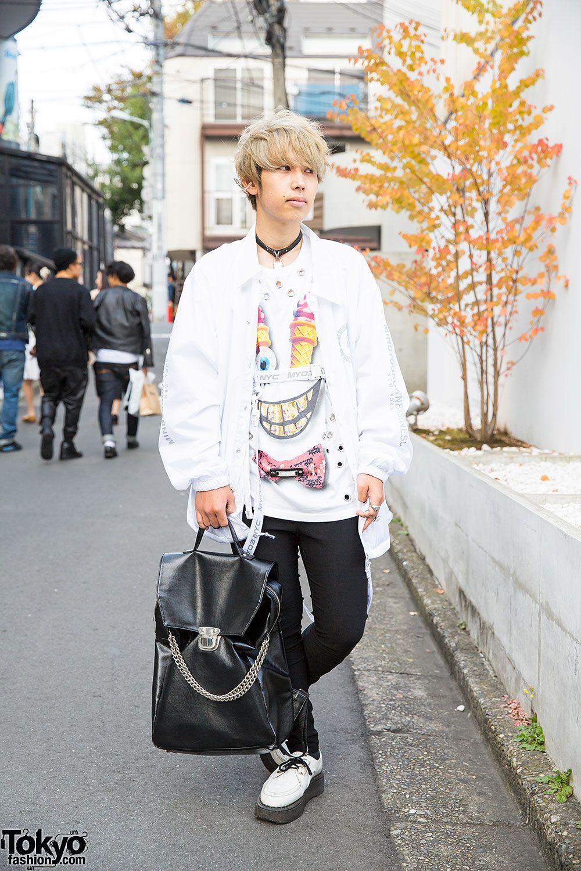 8e88f325 Rufu, 18 years old | 15 November 2014 | #Fashion #Harajuku (原宿) #Shibuya  (渋谷) #Tokyo (東京) #Japan (日本)