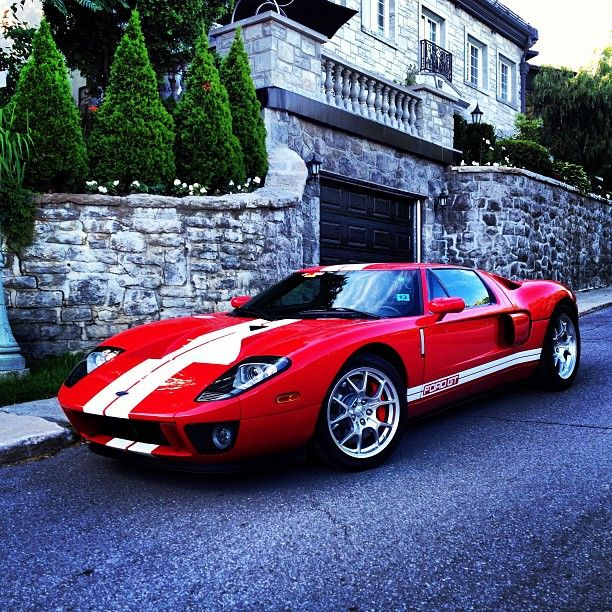 Gorgeous Ford GT