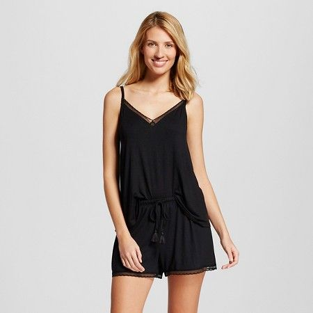 e07f25d3e930 Women s Pajama Set Fluid Knit Ebony Gilligan   O Malley™   Target ...