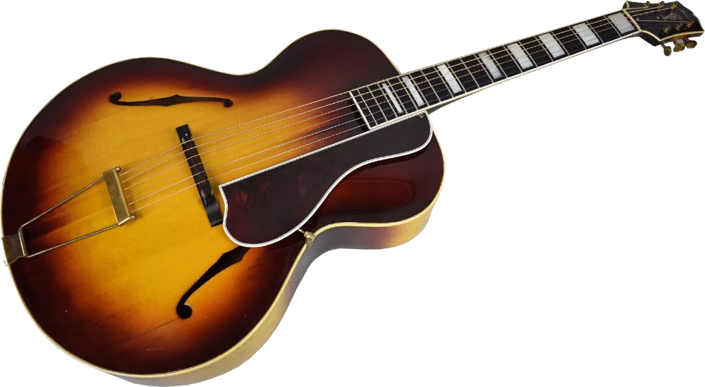 Gibson L5 Guitar No Background Music Image Guitar Music Images Acoustic Guitar