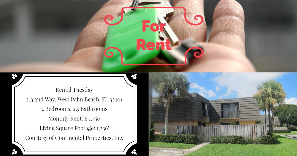 Looking for a rental! Please join me for FB Live Rental