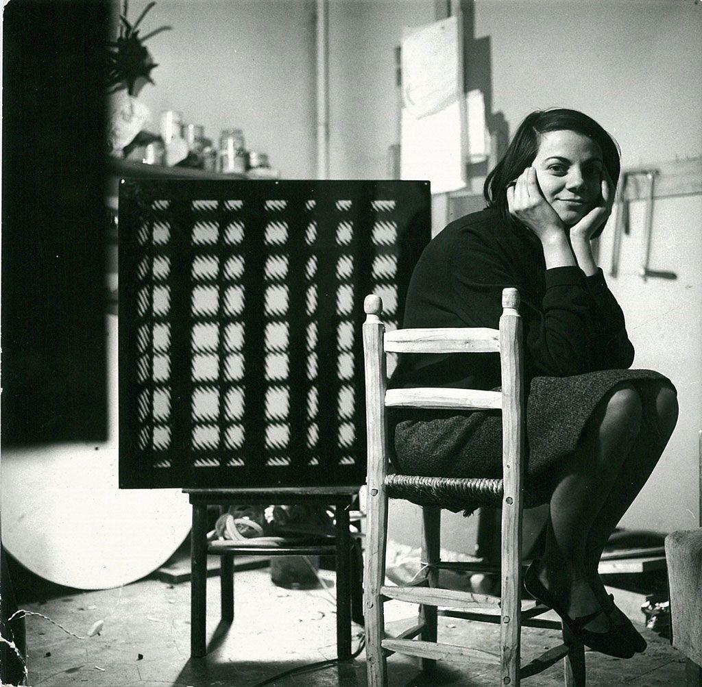 Grazia Varisco, 1961
