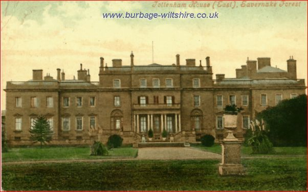 Tottenham House Ancestral Home Of The Marquis Ailesbury DowntonAbbey