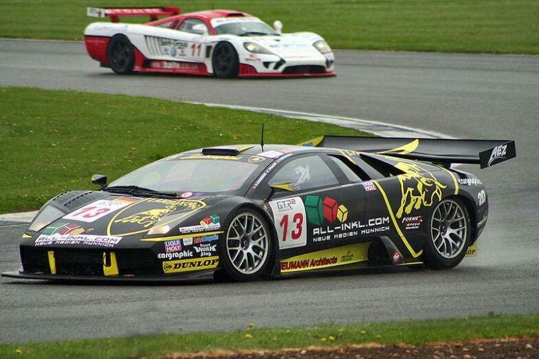 Lamborghini Murcielago All Inkl Com Racing Pinterest