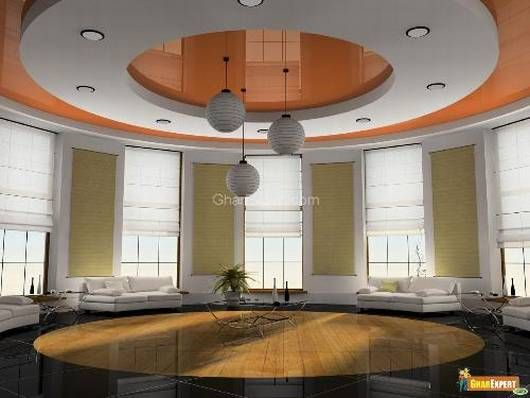 Beautiful Fantastic Ceiling Designs For Your Home Part 25