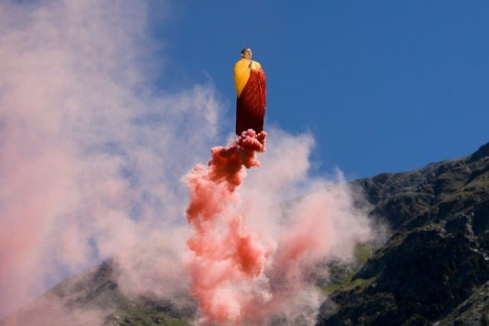 Li Wei Takes Imaginative Iconography To New Heights