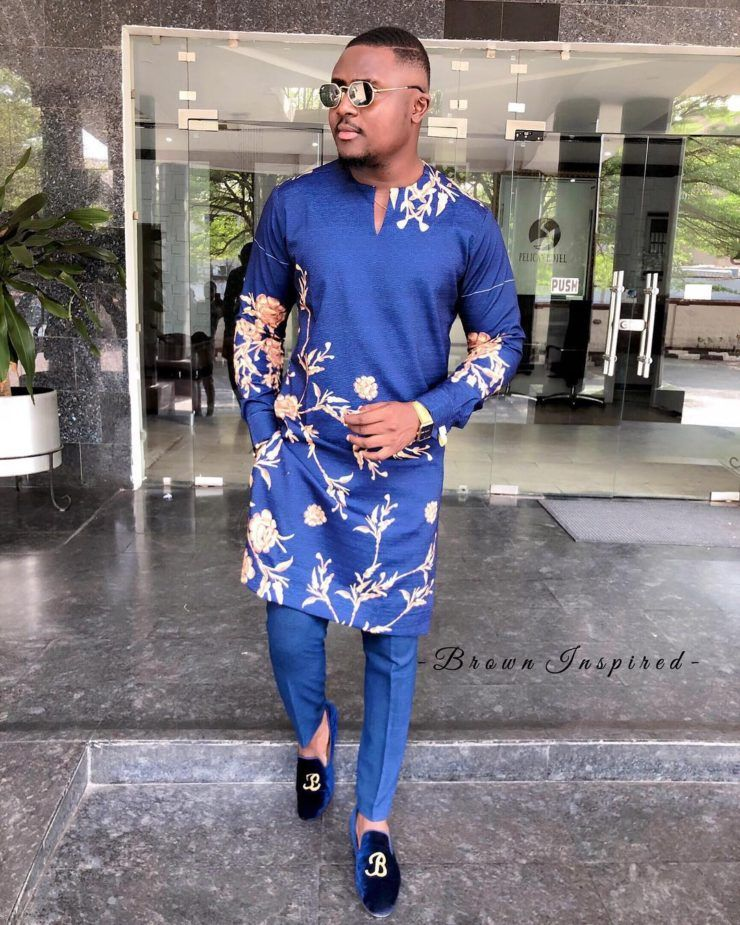 Latest Native Design For Guys 2020 Recommended Styles Couture Crib African Men Fashion African Clothing For Men Nigerian Men Fashion