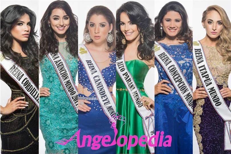 Guadalupe González, Miss Universe Paraguay 2013 - Beauty