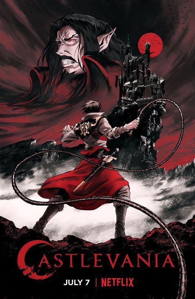 Castlevania Season 1 Reviews Animation series, Anime