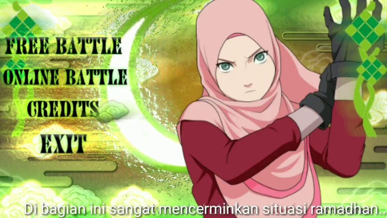 Naruto Senki Mod Blessing of Ramadhan di 2020 Game