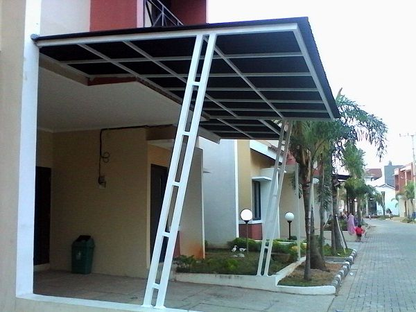 Jasa Pasang Kanopi Depok Dan Bekasi Home Plans In 2018 Canopy