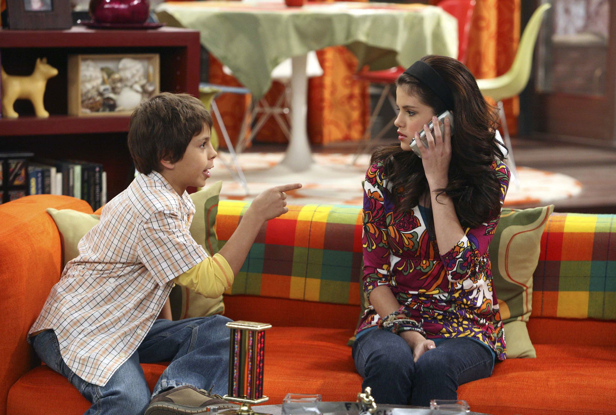 Selena Gomez As Alex Russo In Wizards Of Waverly Place Old