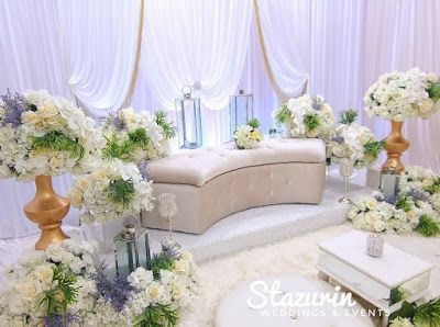 Stazurinweddings Pelamin Dewan Tunang Mini Nikah Buaianberendoi Pakej Perkahwinan Rumah Sanding