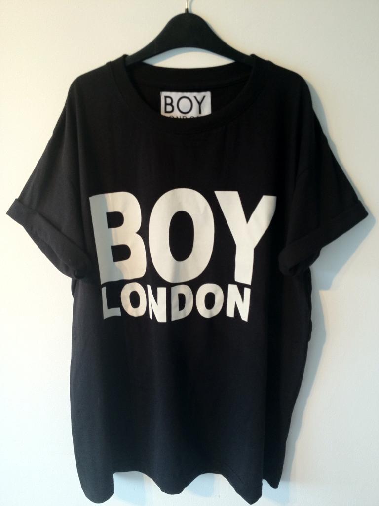 Boy London T Shirt London Tees Boy London Clothes [ 1024 x 768 Pixel ]