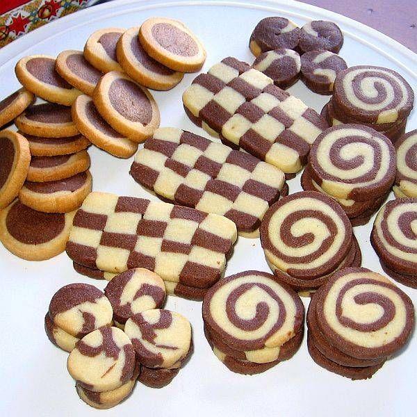 A Collection Of Czech Christmas Cookie Vanocni Cukrovi Recipes