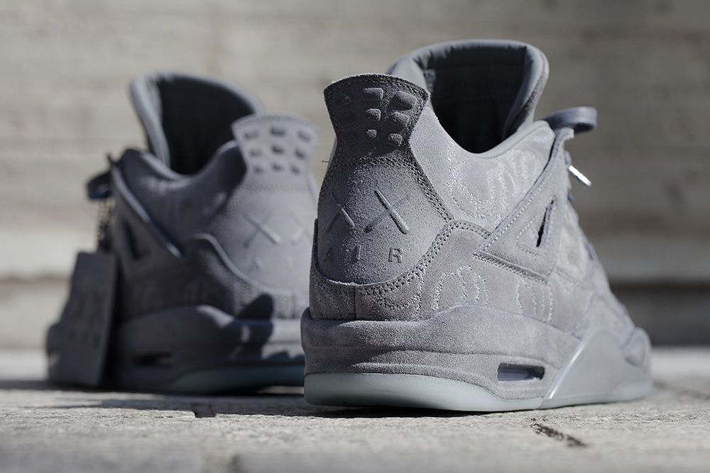 1d2b47fcaed Air Jordan 4 Retro KAWS - Grey | Sneaker Grails in 2019 | Jordans ...
