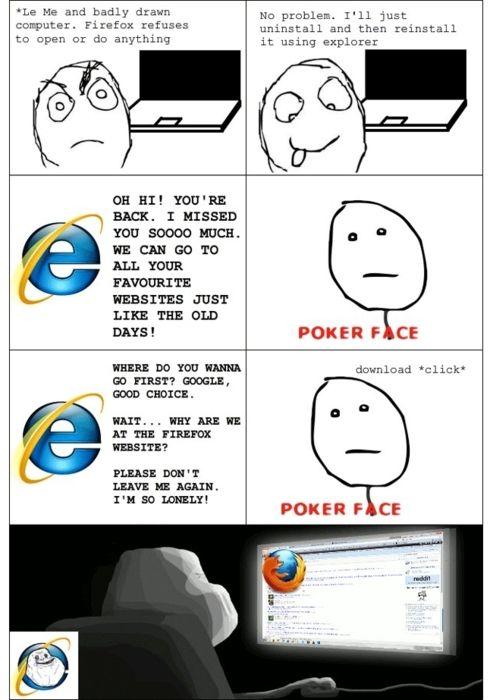 Microsoft Is Finally Retiring Internet Explorer Our 10 Favorite Memes Internet Explorer Meme Memes Internet Memes