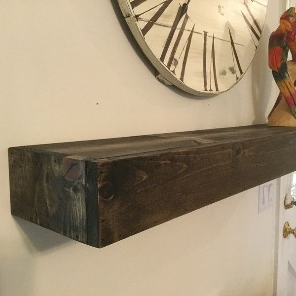 Giselle Floating Farmhouse Shelf