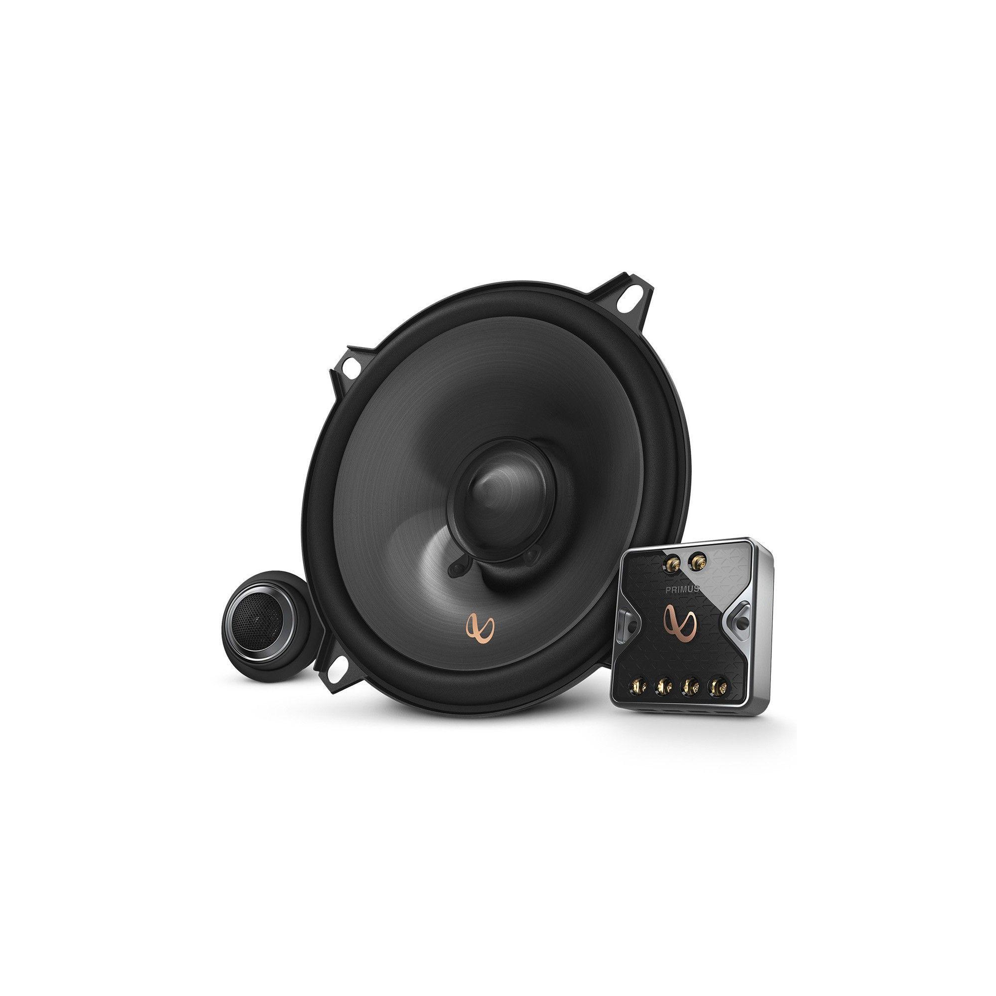 Infinity PR5010cs 5-1/4 2-way Primus Component Speakers - Pair, Black #componentspeakers Infinity PR5010cs 5-1/4 2-way Primus Component Speakers - Pair, Black #componentspeakers