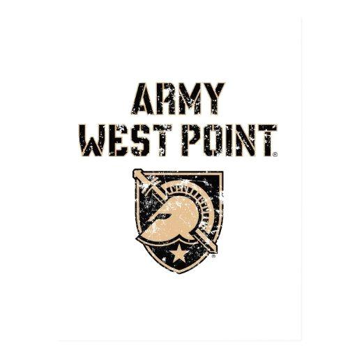 Army Black Knights Postcard
