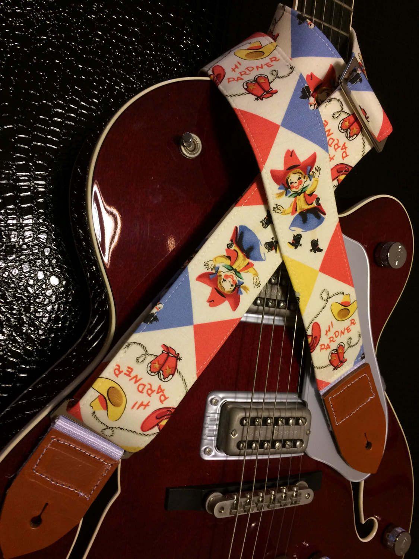 Pin On My Mum Drives A Ufo Handmade Guitar Straps