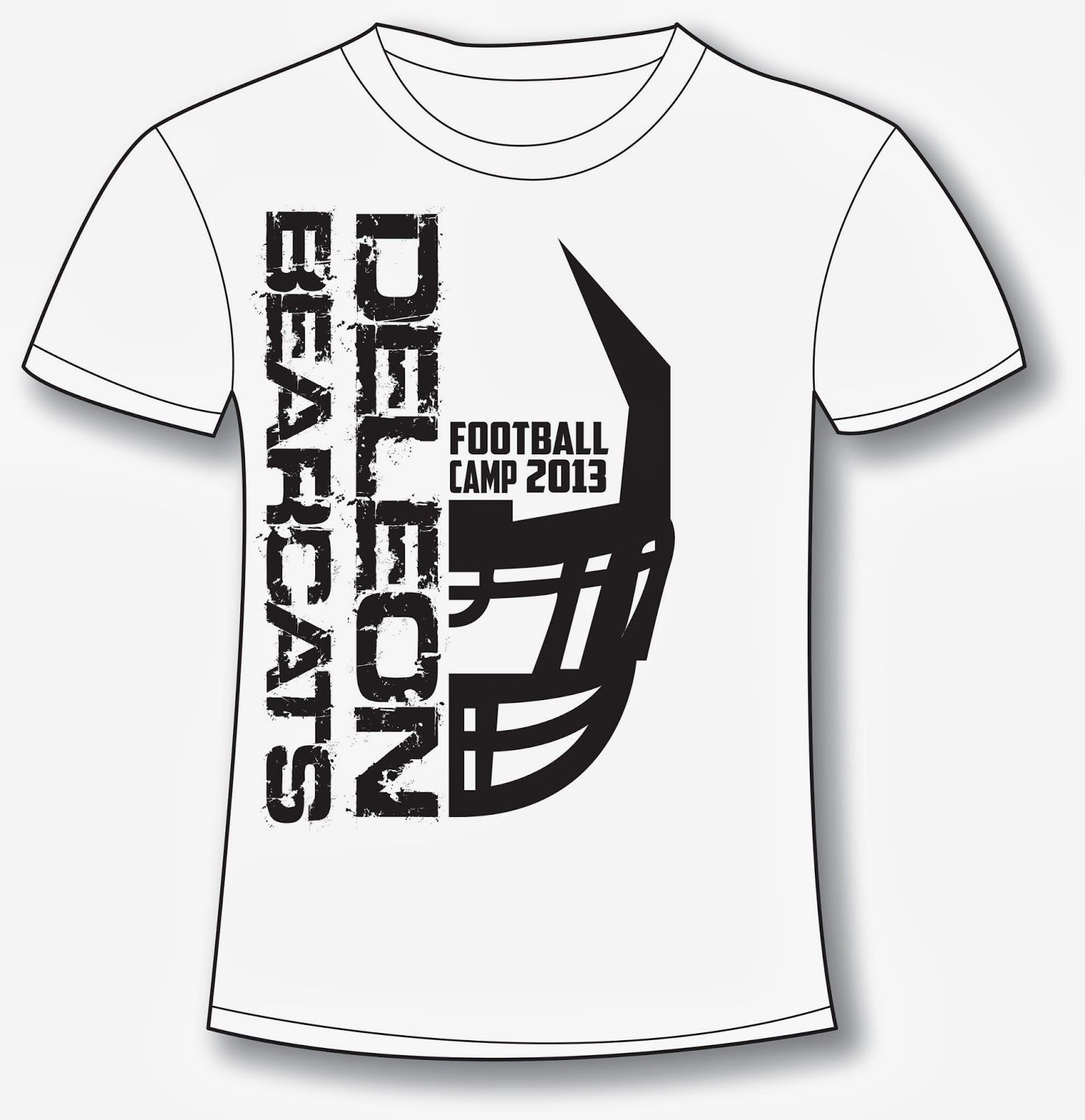 Here At Standpoint Promotions We Offer In House Graphic Design Services To  Insure Your Custom T · Football Shirt ...