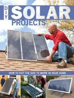 Diy solar projects how to put the sun to work in your home diy solar projects how to put the sun to work in your home paperback solutioingenieria Choice Image